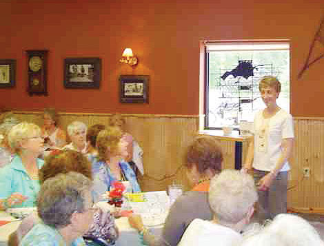 This spring alone, the PBSBA has already presented to Rotary and Breezy Point Women's Club.
